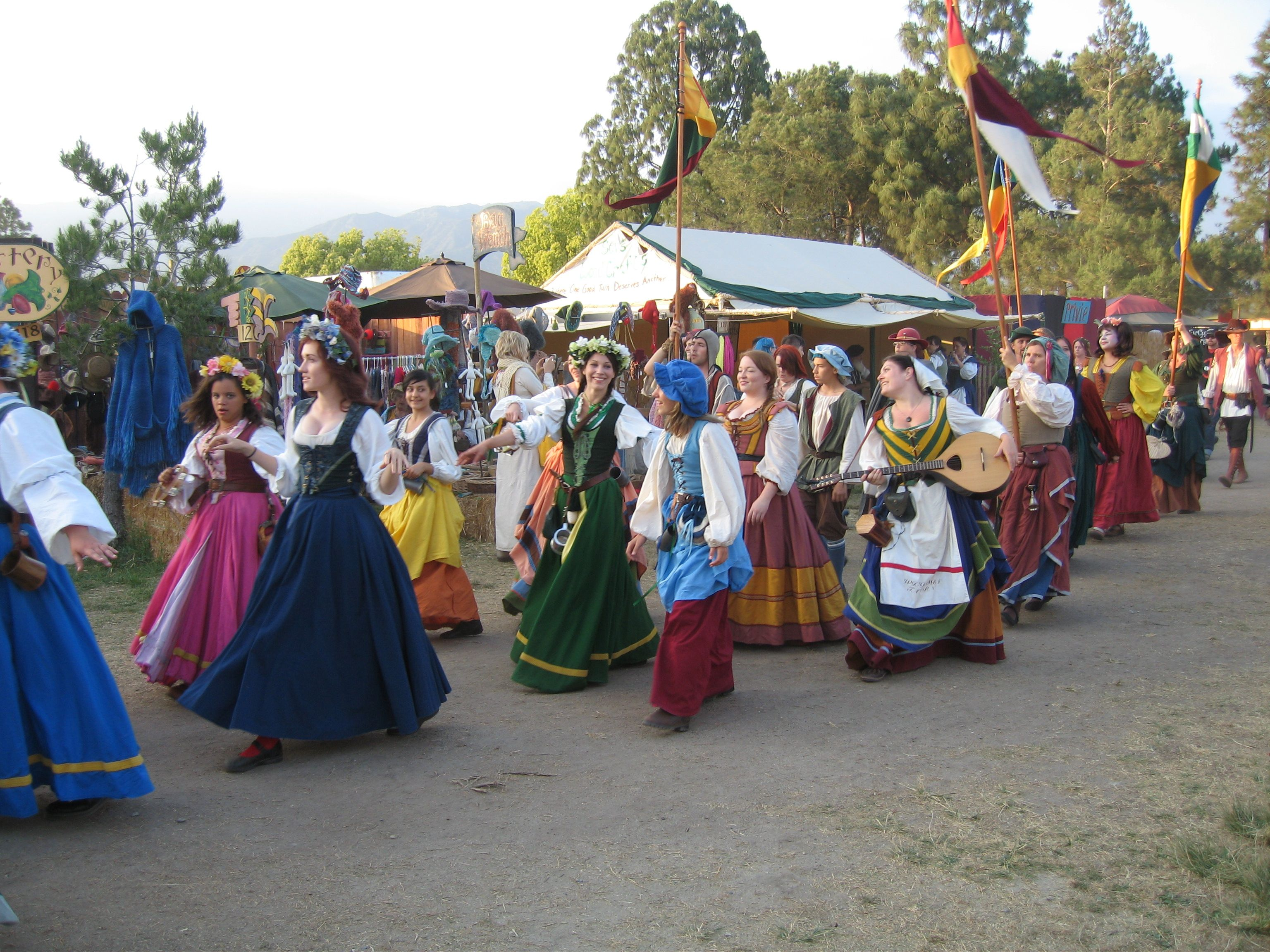 Renaissance Fairs: Renaissance Pleasure Faire