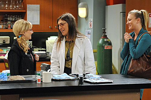 Image result for mayim bialik labcoat